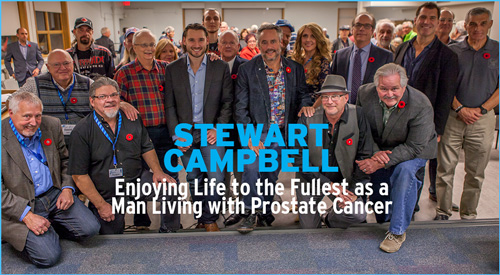 Prostate Cancer Canada Network Calgary | Survivor Stories